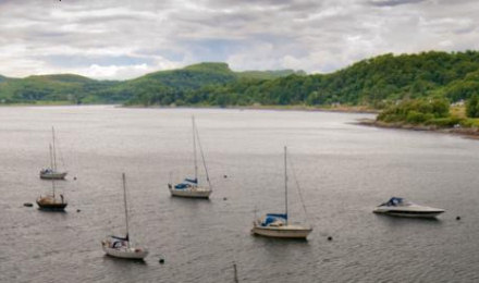 Yacht Moorings & Winter Storage
